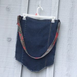 FREE SHIPPING💕 Denim Reusable Grocery Tote Bag